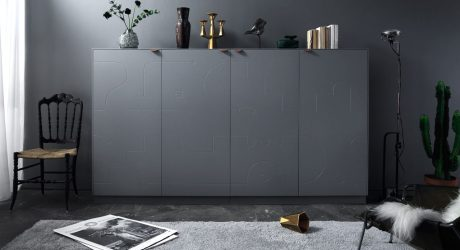 The Delirium Collection Brings Playful Patterns to Your IKEA Sideboard