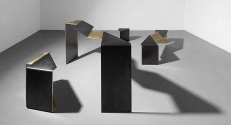 Uhuru's Fold Collection Inspired by Flattened Street Debris