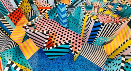WALALA X PLAY: A Colorful, Interactive Installation by Camille Walala