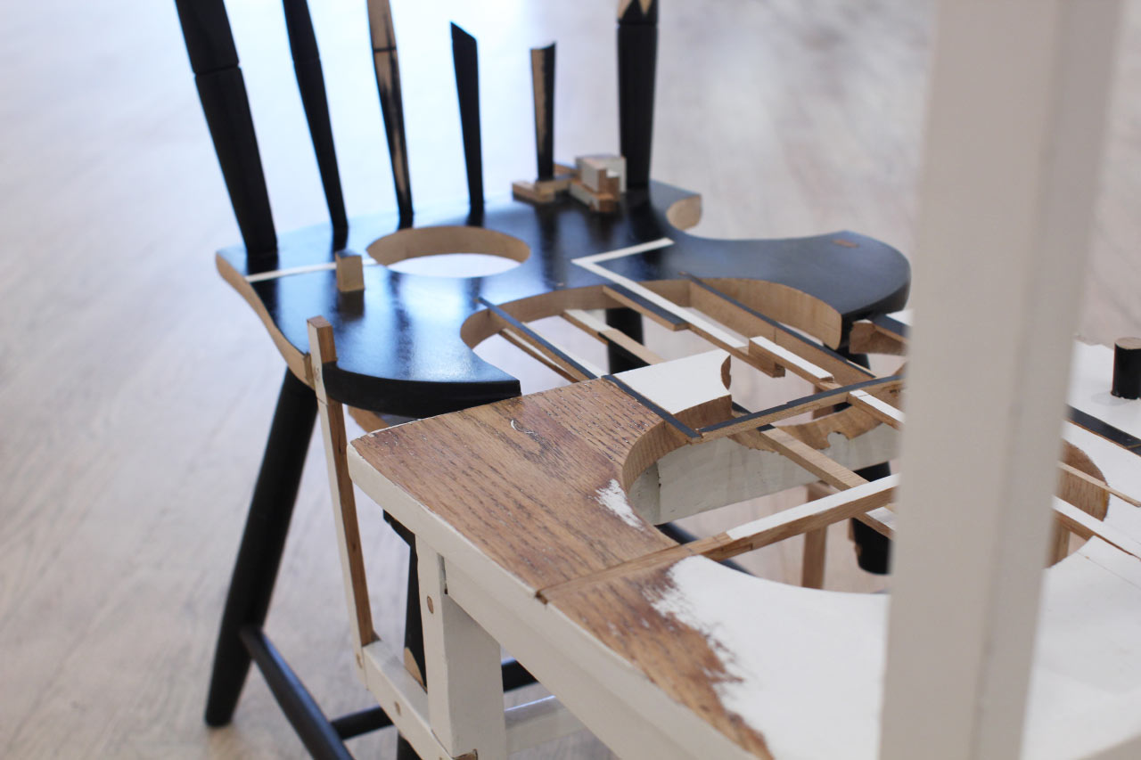 Broken Chairs and Floating Trash: 4 Mysterious Summer Artworks