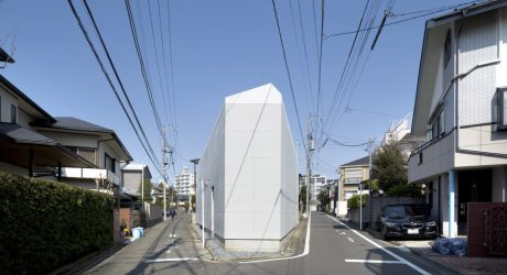 The Minimalist Kamiuma House by CHOP + ARCHI