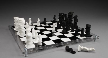 The Classic, Centuries-Old Game of Chess Gets a Modern Redesign