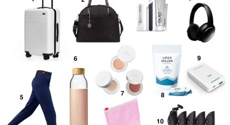 What to Pack for Travel, Women's Edition
