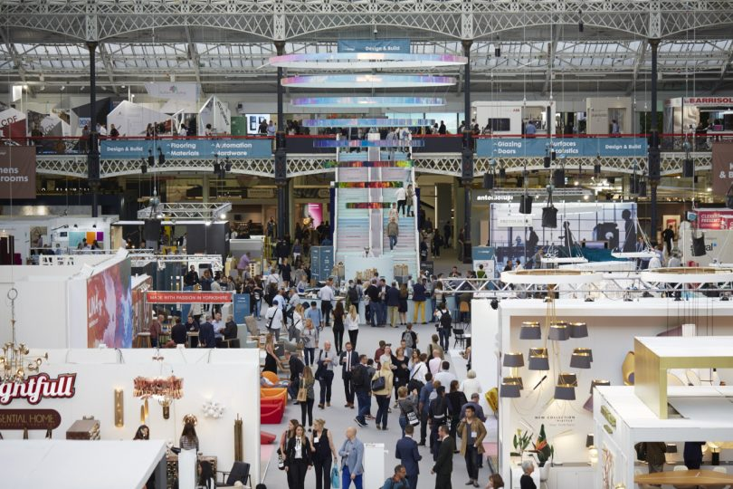 What We're Excited for at This Year's 100% Design Show