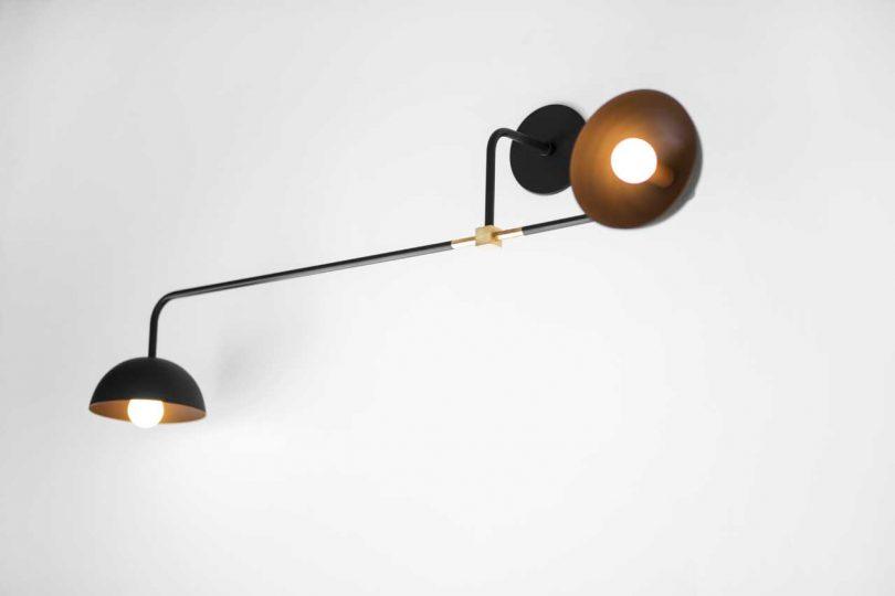 Beaubien Lighting Fixtures from Lambert & Fils