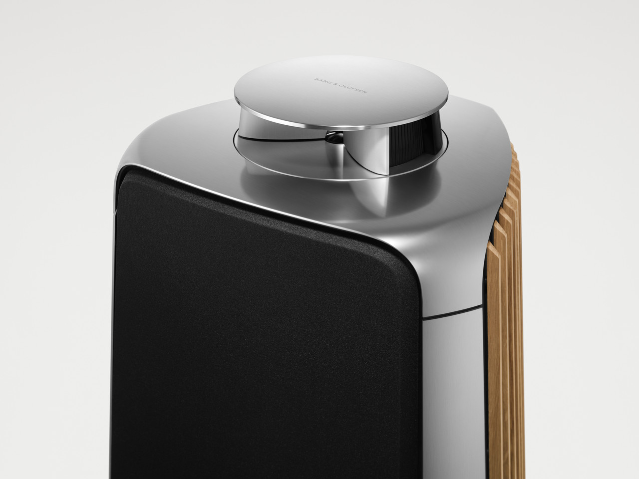 the bang olufsen beolab 50 delivers precisely powerful. Black Bedroom Furniture Sets. Home Design Ideas