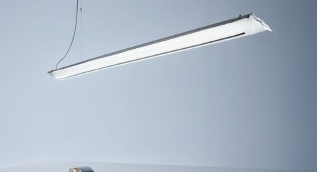 The Flexible Blow Me Up Lamp by Ingo Maurer