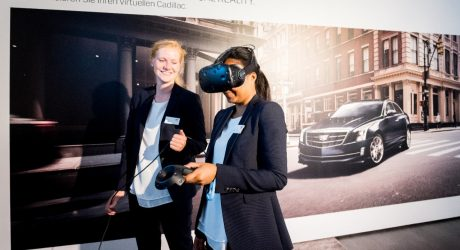 Cadillac Brings VR Showrooms Ever Closer to Reality