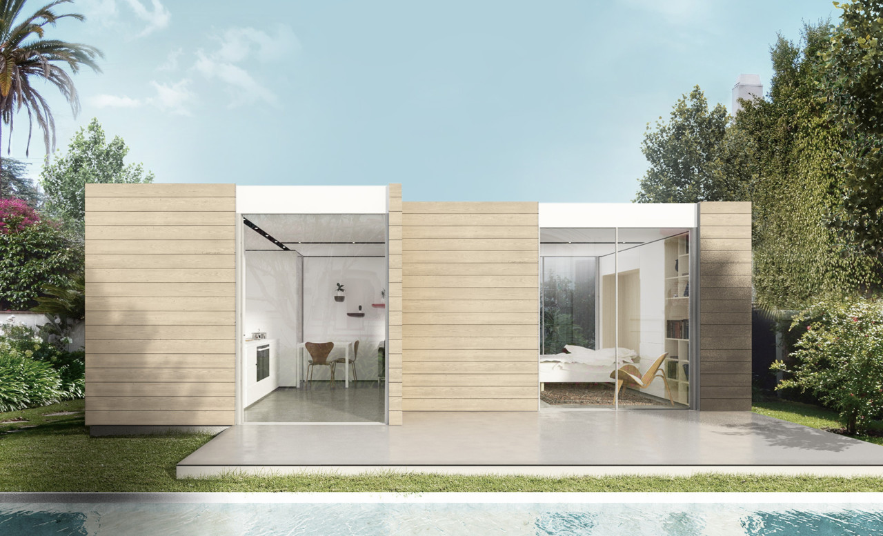 Cover Designs Streamlines Prefab Architecture by Algorithm