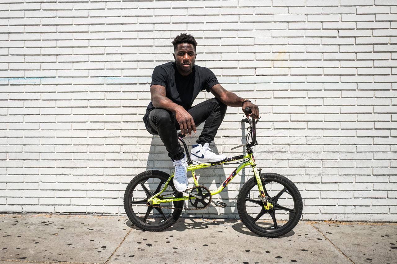 Friday Five with Nigel Sylvester