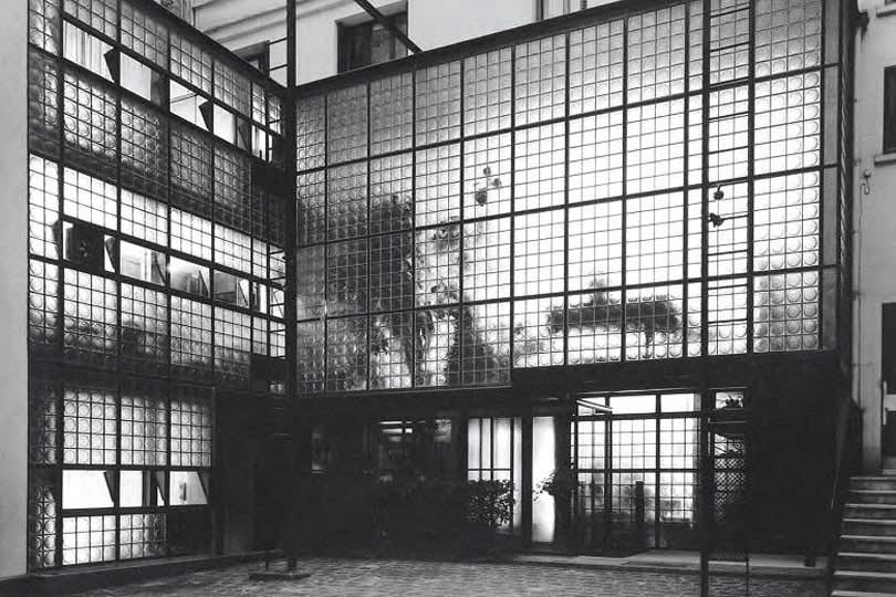 Friday five with suchi reddy of reddymade architecture and - Maison de verre paris visite ...