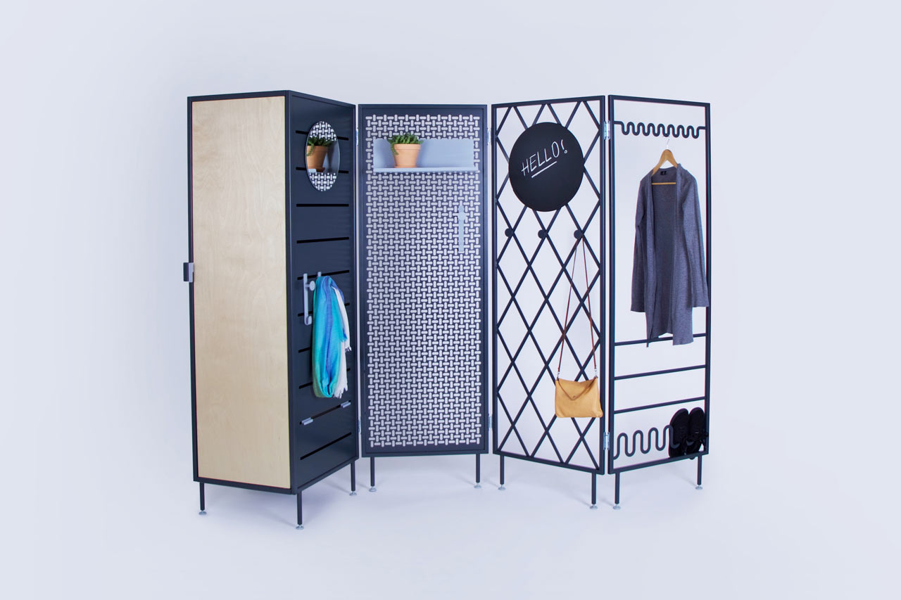Multifunctional Patchwork Helps Solve Cohabitation Issues