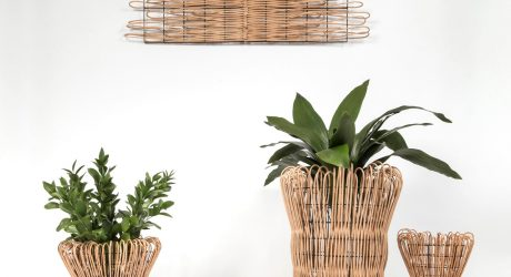 Immigrant Collection: Vessels and Baskets Made Using Rattan