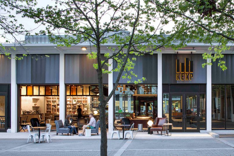 KEXP Lands New Digs in a Landmarked Building in Seattle