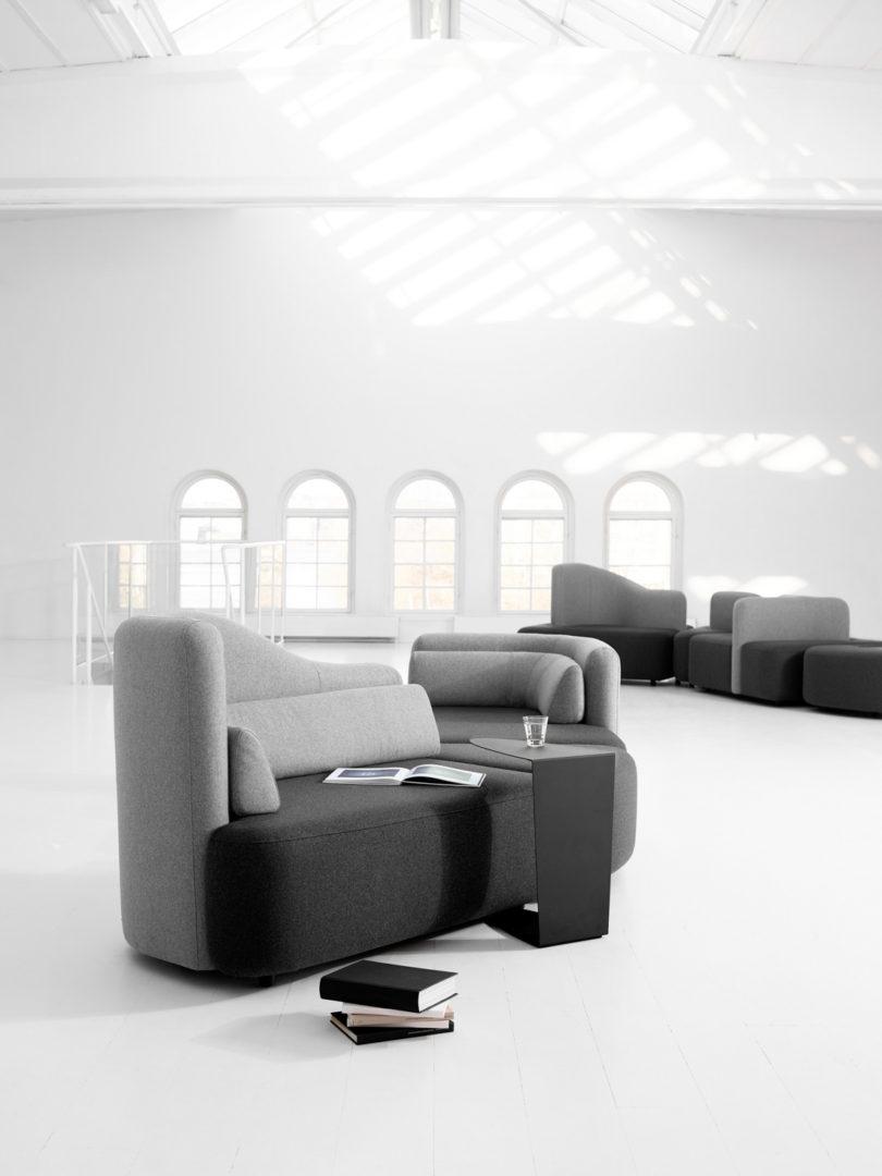 Living Room Interior Design By Karim Rashid