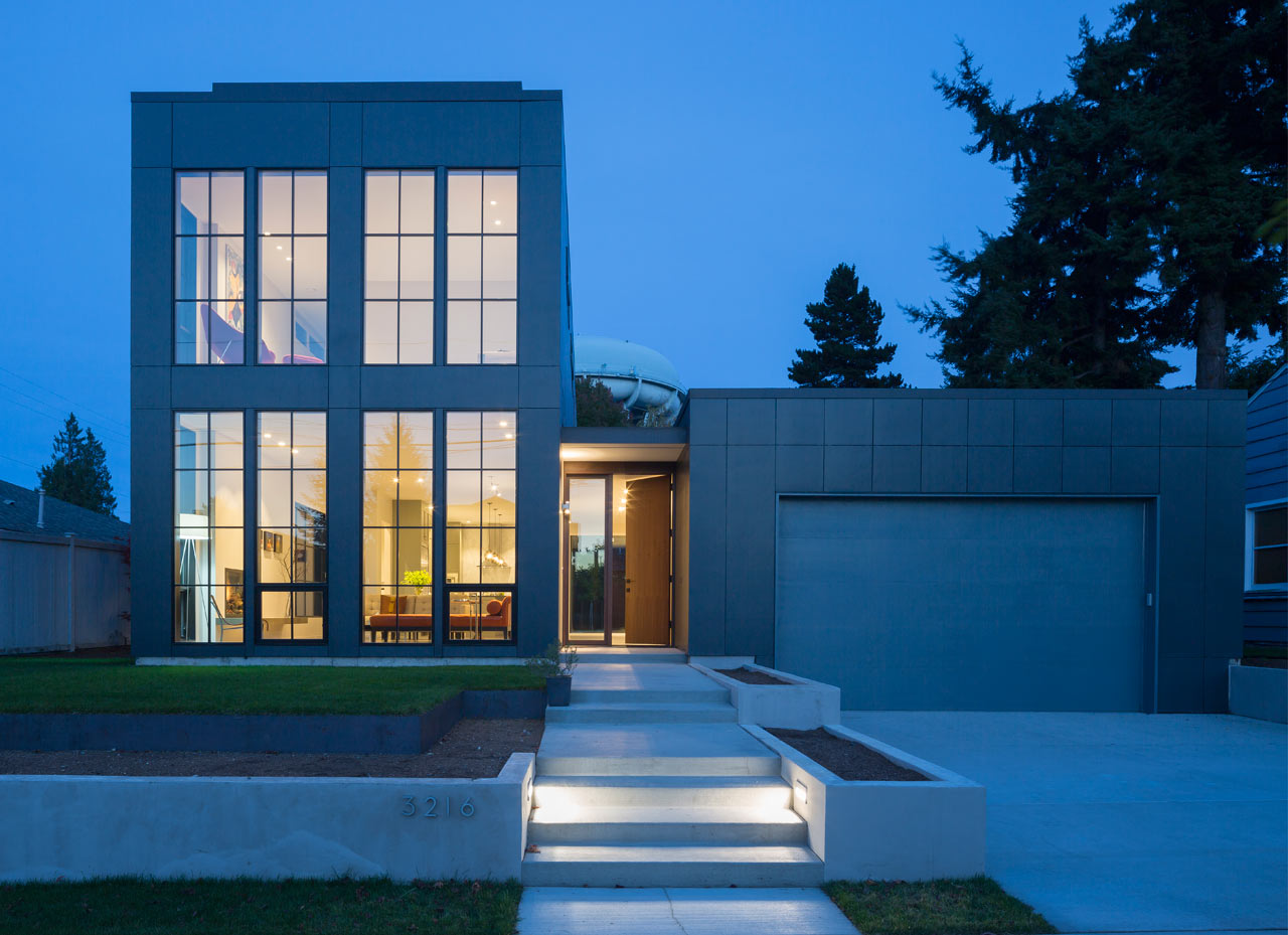 A Seattle Home That Blends Classic and Modern on a Tight Budget
