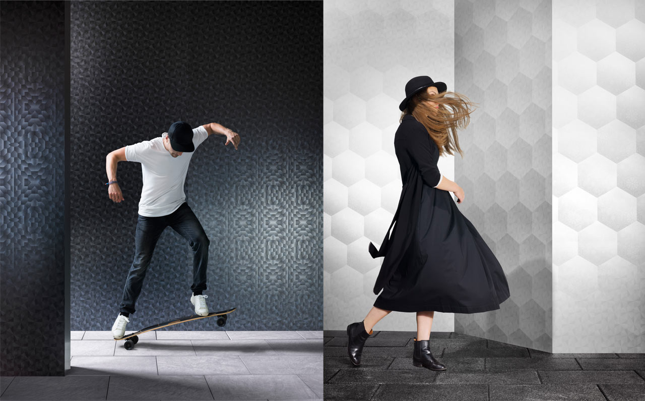 A Collection of Metal Skins by Marcel Wanders and PURE + FREEFORM