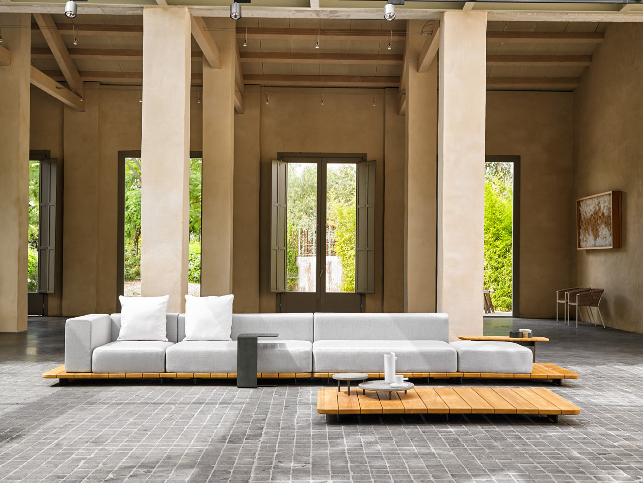 Popular New Outdoor Furniture Collections from POINT