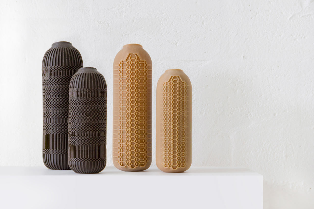 Modern Water Containers That Reference Historical Times