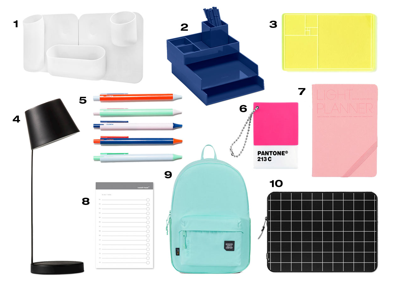 Get Ready and Get Organized for Back-To-School!