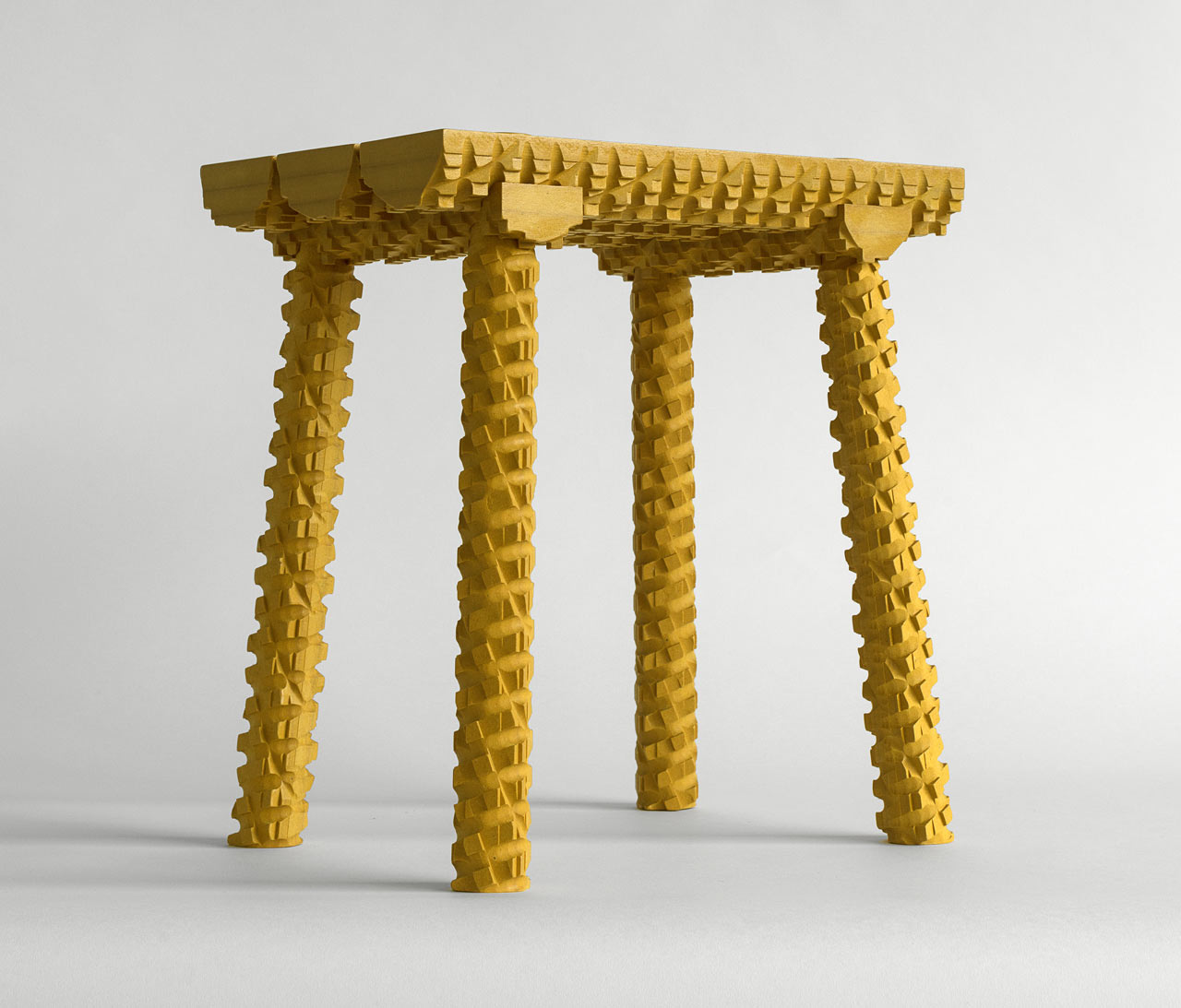 Rustic Stools 2.1-2.5 by Mark Laban