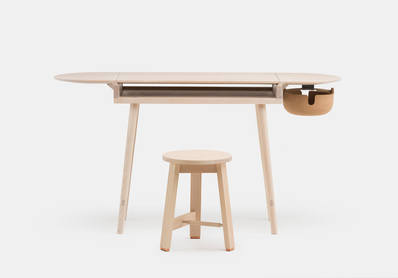 The Companion Family of Furniture Aims to Support Your Daily Life