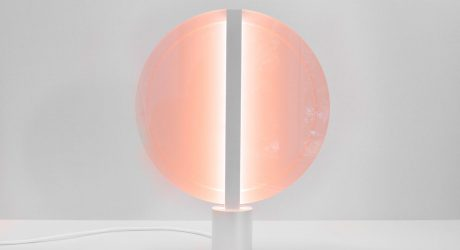 Studio Fabian Zeijler Launches Lights Inspired by Sun Gazing