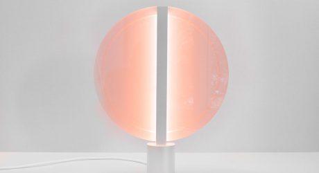 Studio Fabian Zeijler Launches Lights Inspired by Sun Gazing