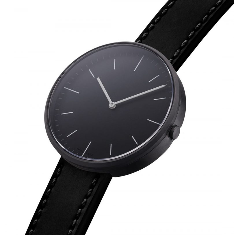 The Minimalist Uniform Wares + MoMA M40 Watch
