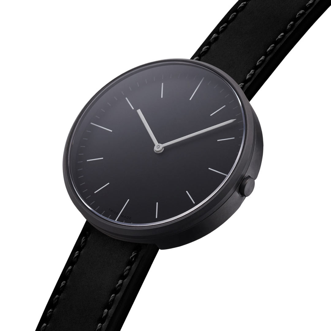 The Minimalist Uniform Wares + MoMA M40 Watch