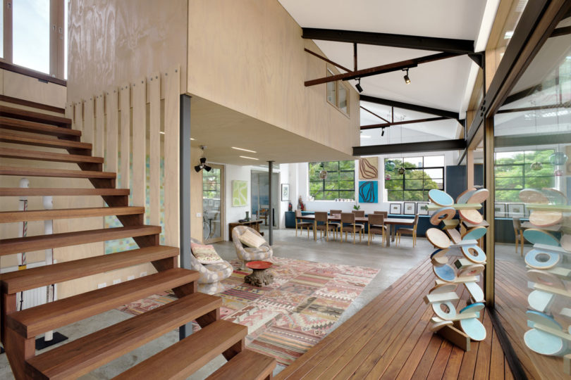 A 1960s Warehouse Becomes a Family Home in Melbourne Design Milk