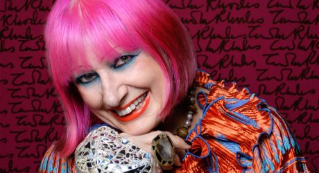 Listen to Episode 37 of Clever: Zandra Rhodes