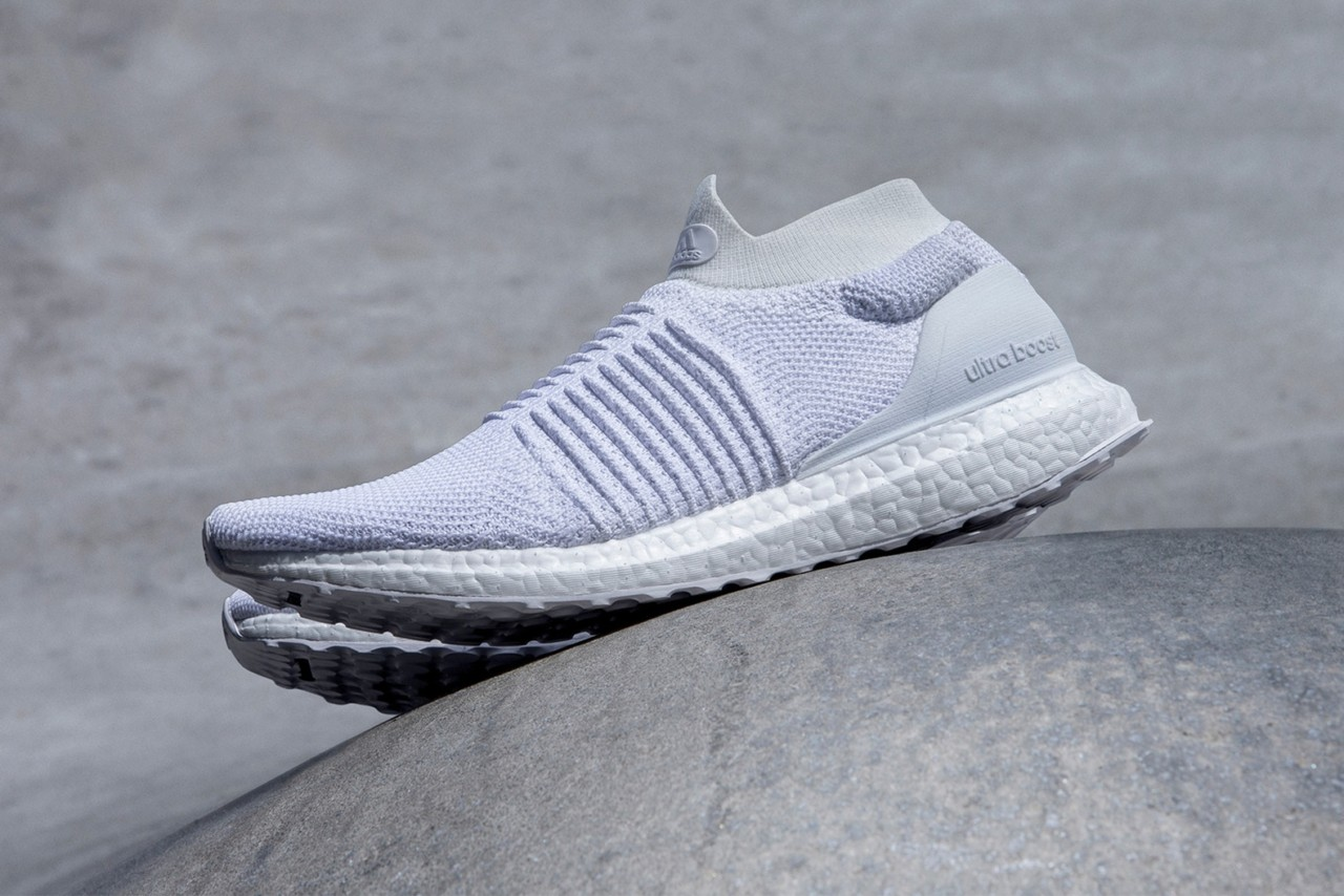 cheap for discount 65871 9bfb3 The adidas UltraBOOST Laceless Is Minimalist Movement Unleashed