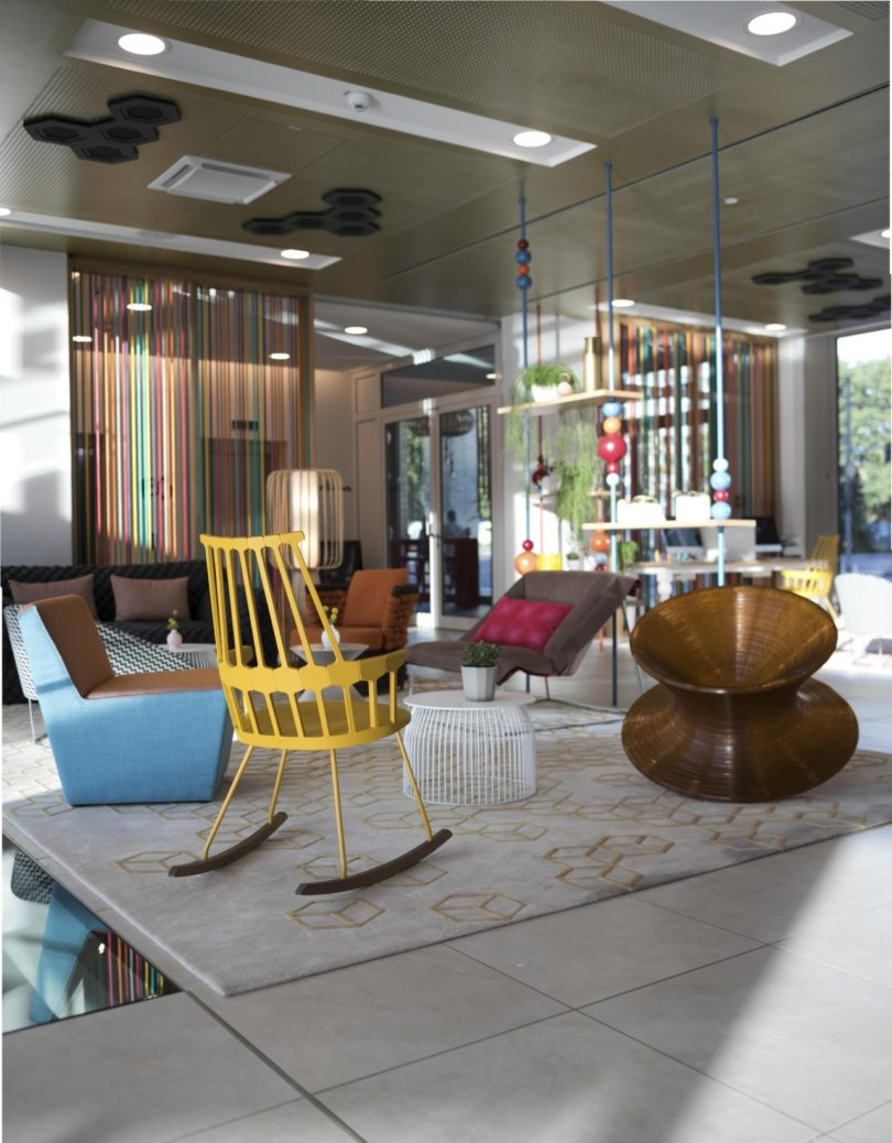 JOI-Design Bridges Past with Present at the Capri by Fraser Berlin ...