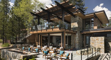 Take in the Lake Views at the New Ritz-Carlton Lake Club