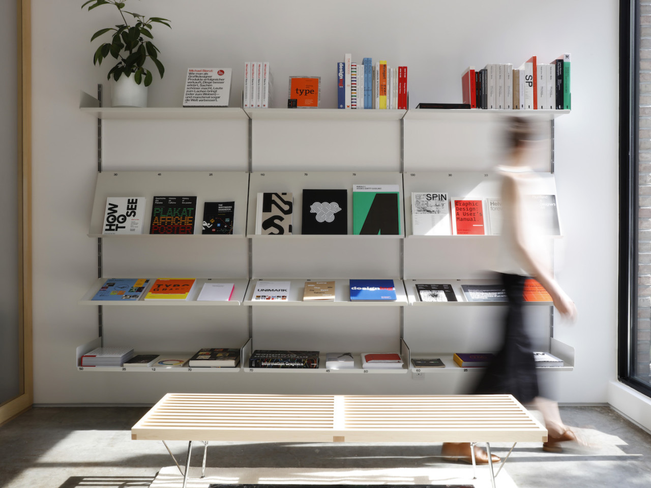 A Specialized Graphic Design Bookstore Comes To Brooklyn