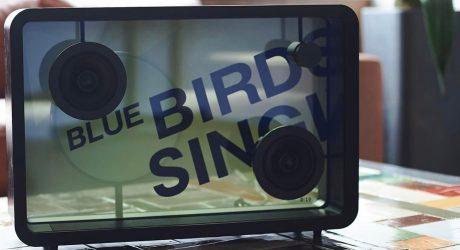 The Cotodama Lyric Speaker Makes Karaoke Easy