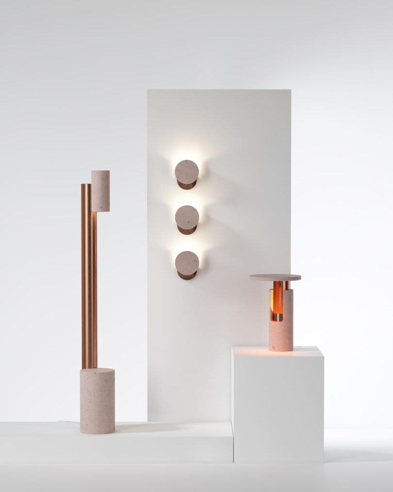 Studio Davidpompa Is Presenting The Ambra Collection At Diseño Contenido  During This Yearu0027s Design Week Mexico From October 4 U2013 8th, 2017.