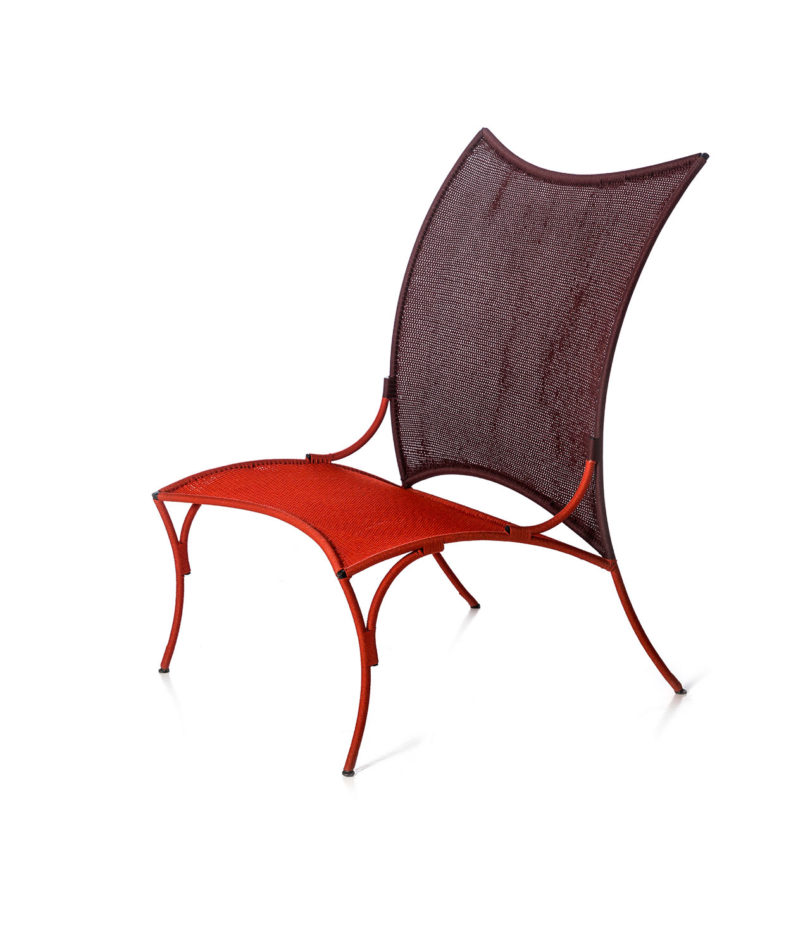 The Arco Collection Includes A Hanging Chair, Chairs With Optional  Sunshades, And Occasional Tables.