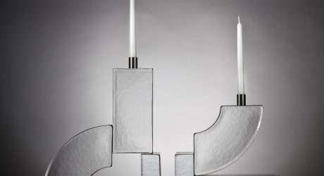 BRICK Candle Holders by Jenny Nordberg for Swedish Ninja