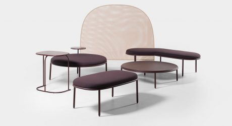 Mitab Launches Campfire Furniture Family from Note Design Studio