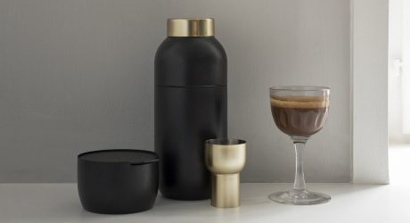 Stelton Expands Collar Collection to Include a Bar Set