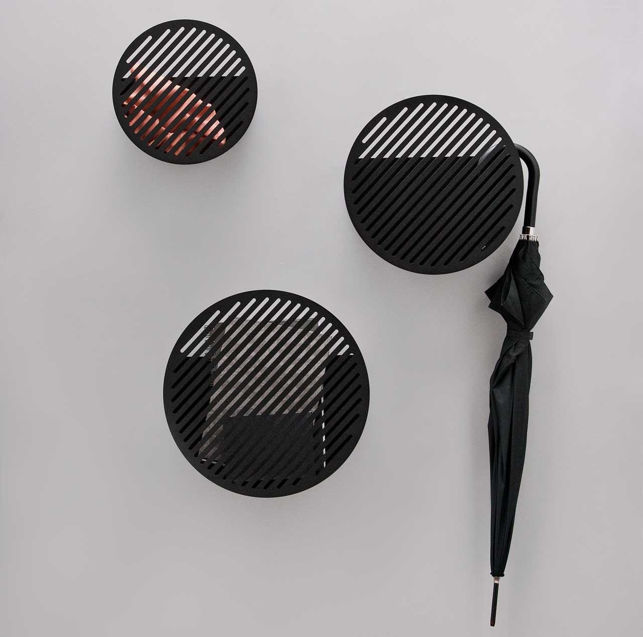 Diagonal Wall Basket by Andréason & Leibel for Swedish Ninja