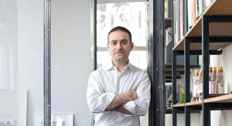 Friday Five with Drew Lang of Lang Architecture