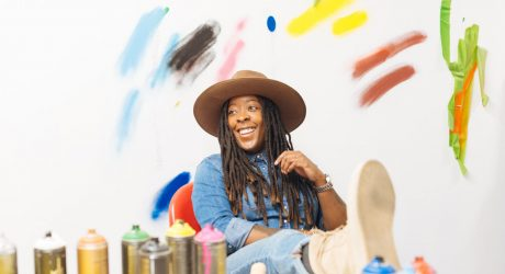 Friday Five with Nina Chanel Abney