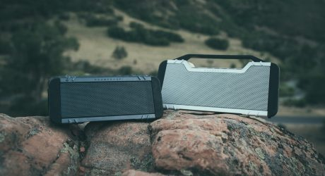 Durable, Hi-Def Speakers From Roamproof You Can Roam the Wild With