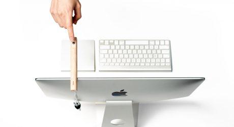 Grph Minimalist USB Light for the iMac by MASSESS