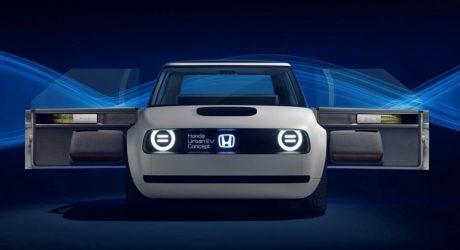 The Honda Urban EV Concept Reads Its Driver's Emotions