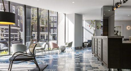 Michaelis Boyd Highlights Dutch and Modern Design at the Kimpton de Witt Amsterdam