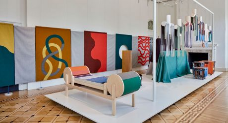 Kvadrat Presented My Canvas at London Design Festival 2017